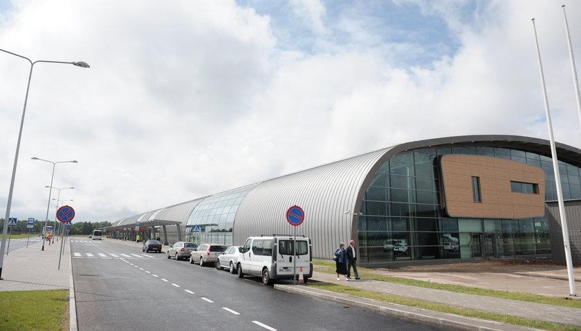 Zatrzymano potencjalnego sprawcę fałszywego alarmu na lotnisku w Modlinie