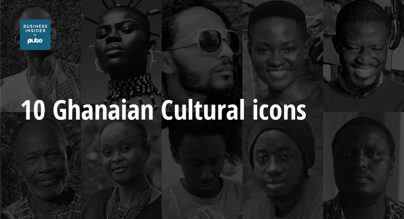 10 Ghanaian cultural icons