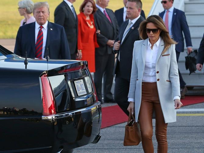 Jasni dokazi da je Melanija FATALNA ŽENA: Makron gubi tlo pod nogama, Putin ne skida pogled s nje