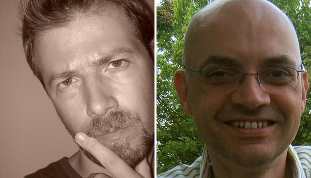 Alesandro Binjamimi i Paolo Bisi