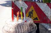 proslavili rođendan rupe