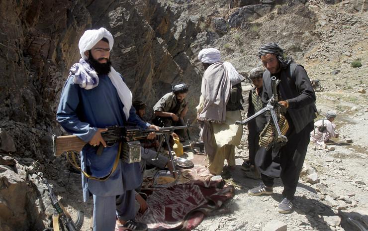 talibani foto Tanjug AP