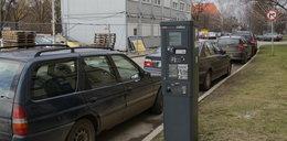 Na ul. Purkyniego stanęły parkomaty