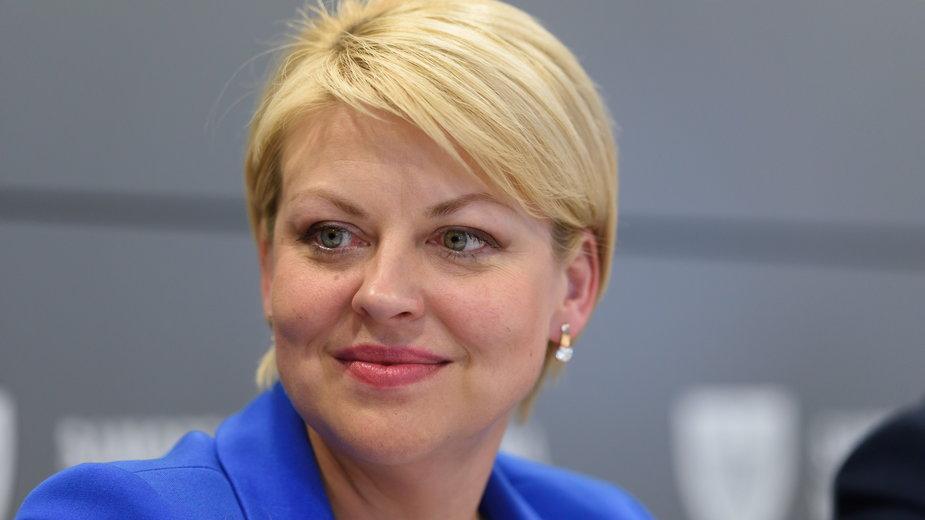 Andżelika Borys skazana na 15 dni aresztu - Wiadomości