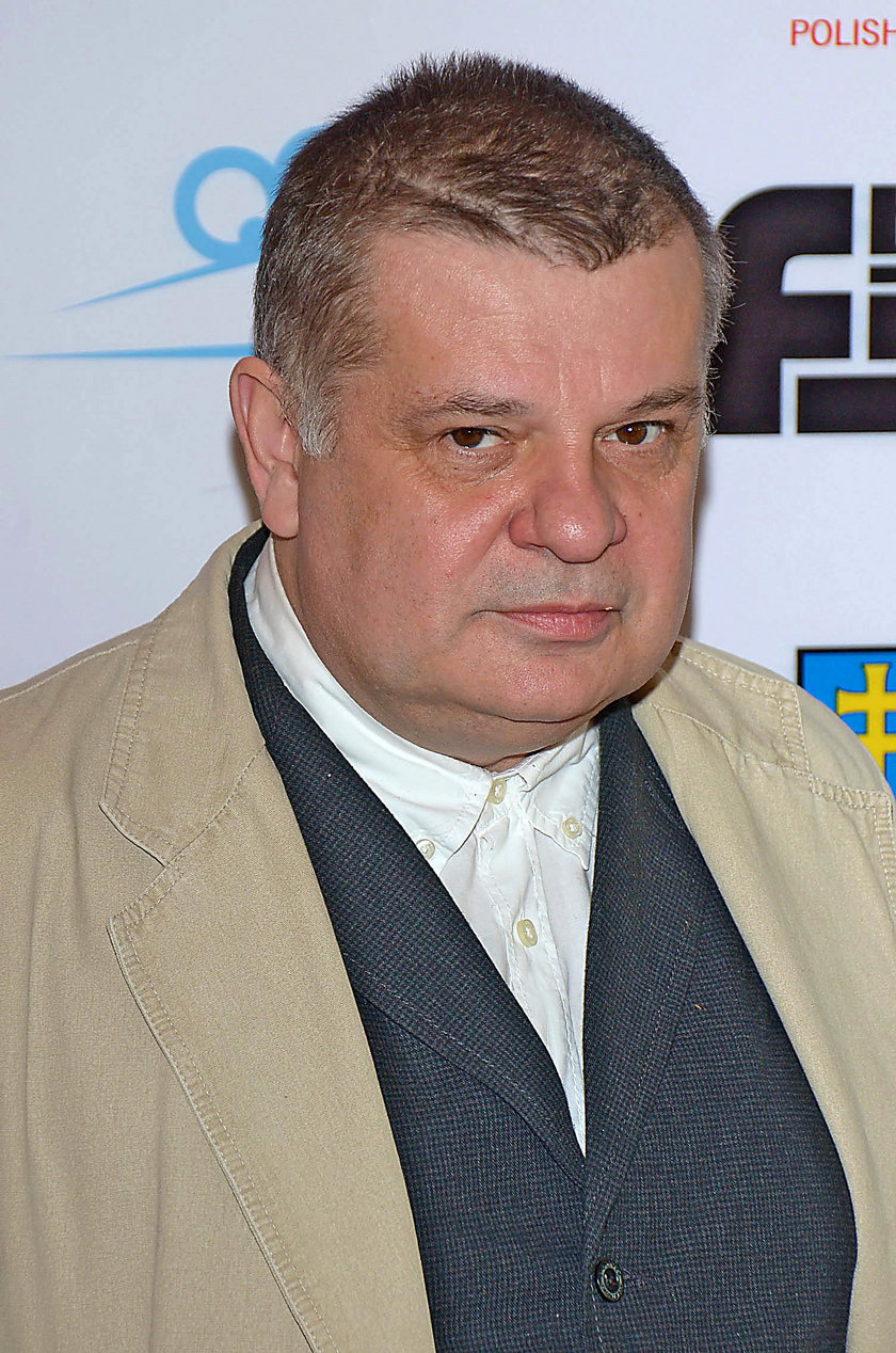Krzysztof Globisz w kwietniu 2014