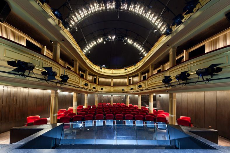 Teatr Stary w Lublinie (fot. Wojciech Kornet)
