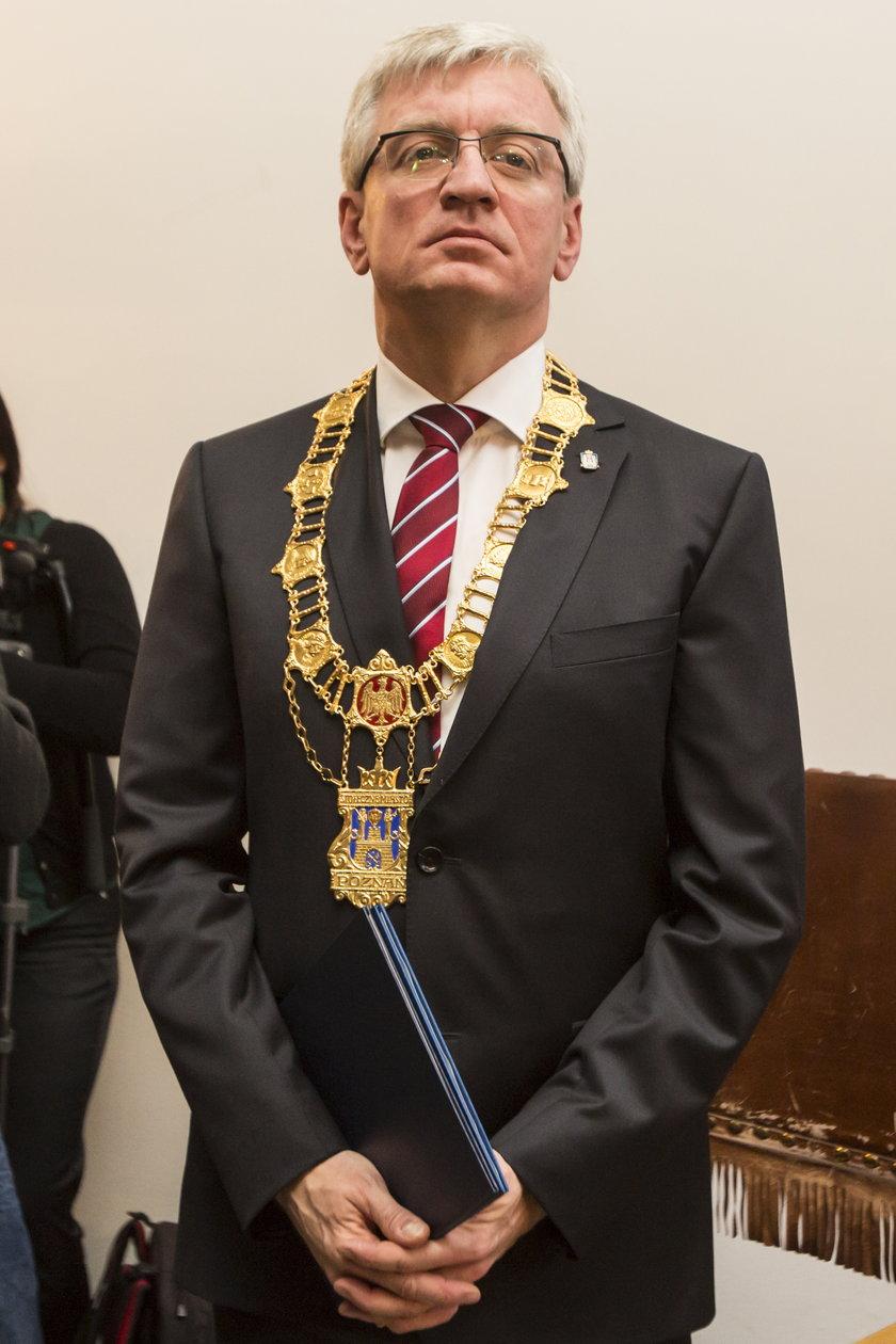 Nowy prezydent