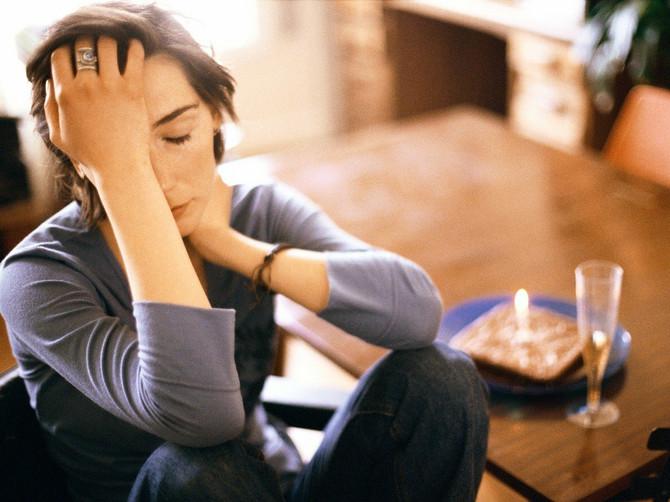 Da li ste depresivni na svoj rođendan? Nije vam bilo gore nego njoj jednog 1. novembra