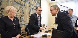 Bankowcy na dywaniku w Sejmie
