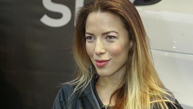 Skomentowała swój rzekomy konflikt z Anią Lewandowską.