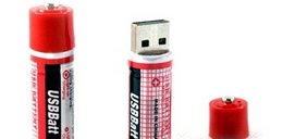 Oferta dnia: akumulatorki USB