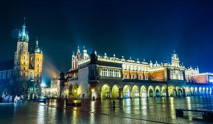 Zagłosuj na krakowski rynek
