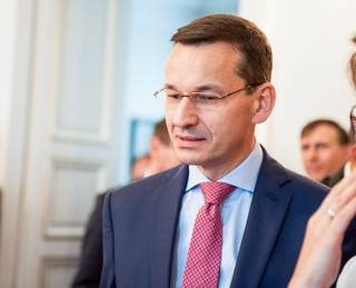 Morawiecki: Zakładam, że wzrost gospodarczy Polski w całym 2017 przekroczy 3,6 proc. PKB