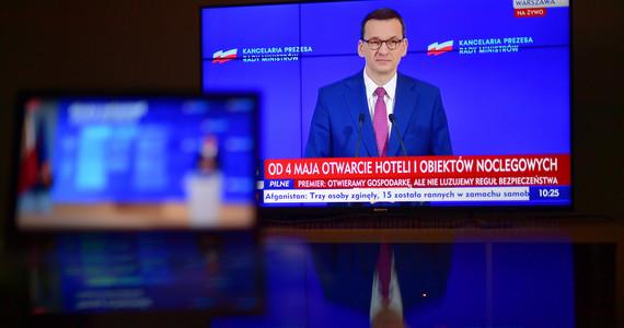 Koronawirus w Polsce. Rząd znosi obostrzenia. Kiedy II etap? [LISTA]