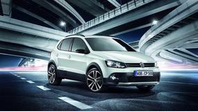 Volkswagen CrossPolo Ubran White