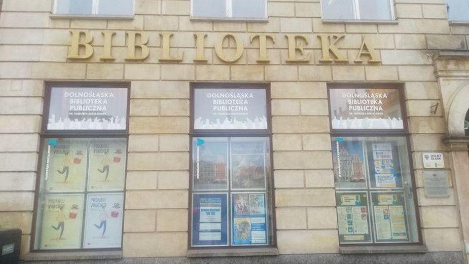 Dolnośląska Biblioteka Publiczna