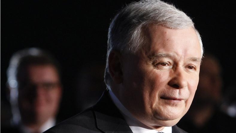 Jarosław Kaczyński traci zimną krew