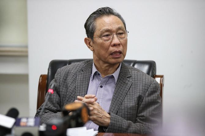 Dr Žong Nanšan