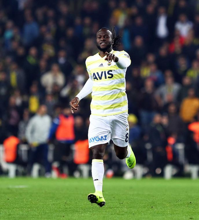 Victor Moses [Fenerbahce]