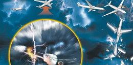 Airbus rozpadł się w powietrzu