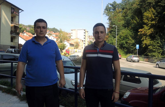 Vladimir i Ivan Vukašinović