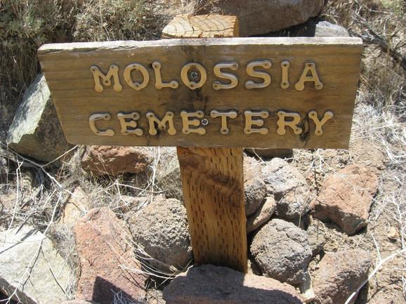 Groblje Molosije