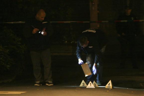 Napadač pucao u Milana Beka ispred njegove kuće na Senjaku: Sa uviđaja