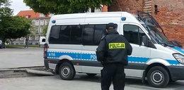 Tak jeździ gdańska policja
