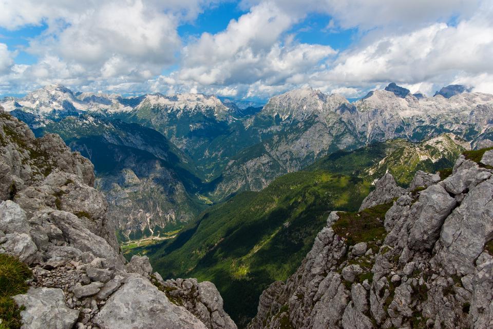 Triglav, Słowenia