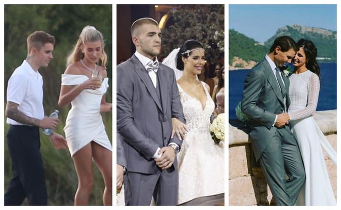 Venčanja o kojima se  pričalo