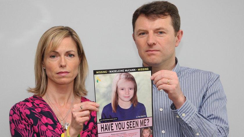 Rodzina zaginionej Madeleine