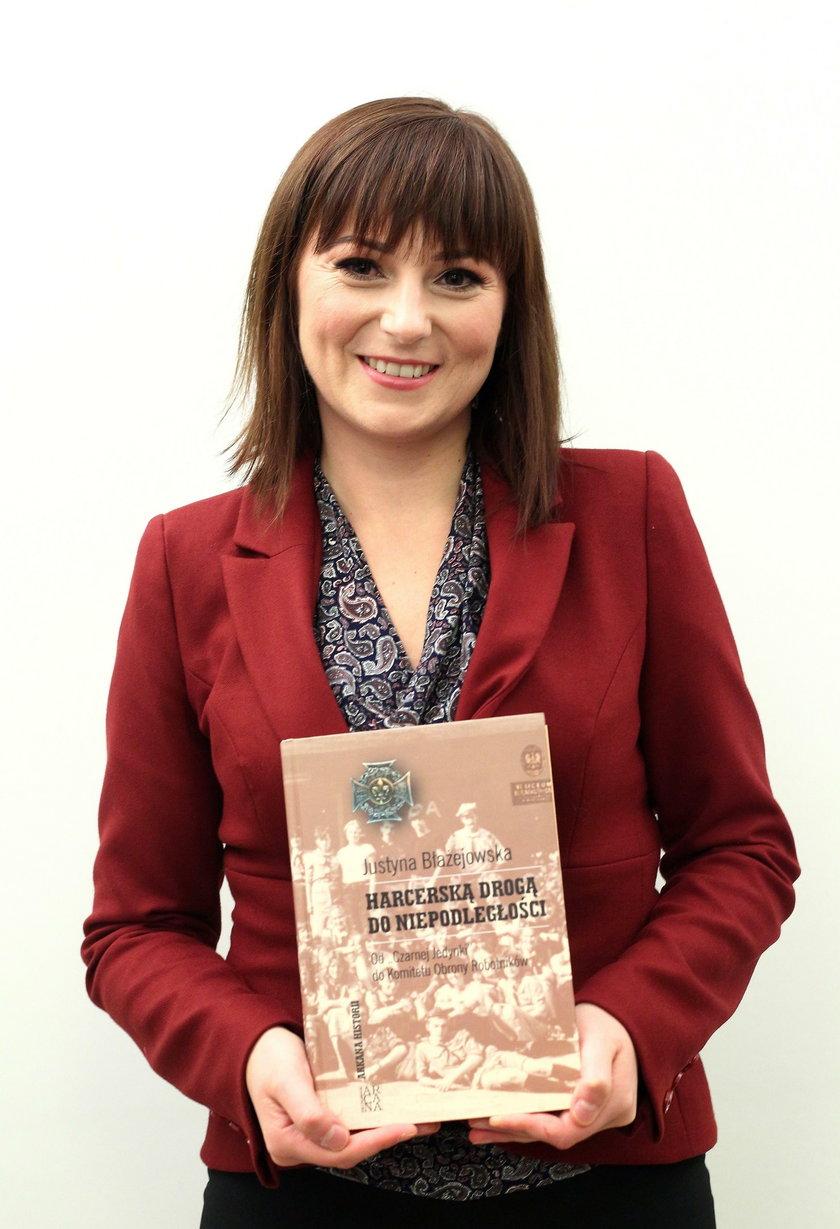 Dr Justyna Błażejowska