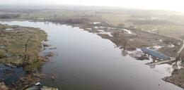 Wzrasta poziom w rzekach. Ostrzeżenia dla czterech województw