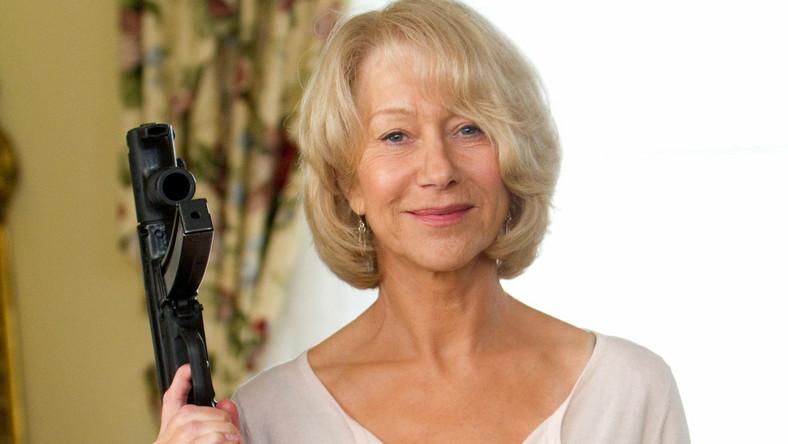 """Helen Mirren w pierwszej odsłonie """"Red"""""""