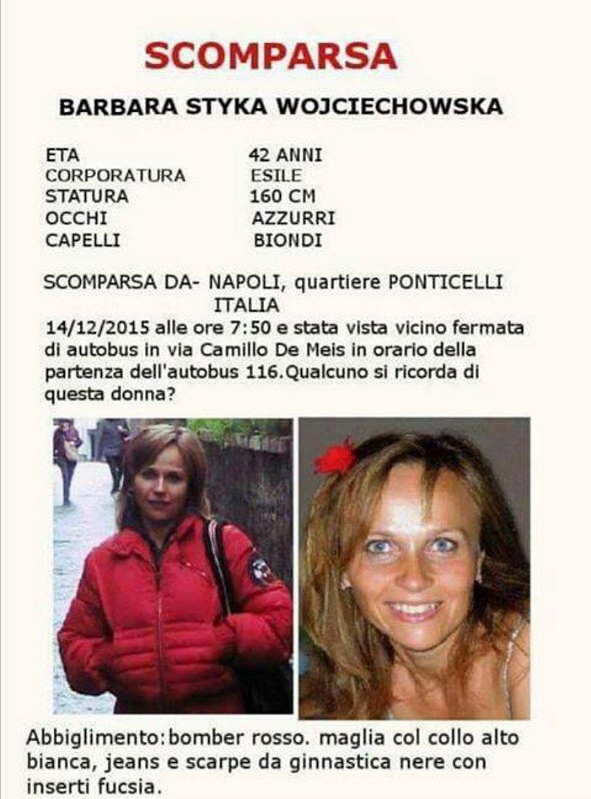 Tajemnicze zaginięcie Polki w Neapolu. Dzieci wciąż czekają na powrót mamy...