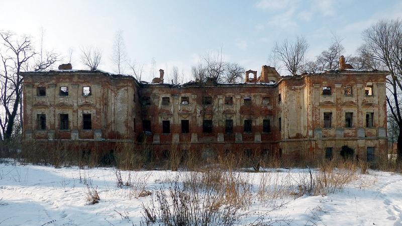 Pałac w Rząśniku