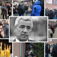 SUTRA SAHRANA U ALEJI VELIKANA Oliver Ivanović počivaće pored Bate Živojinovića i Mande