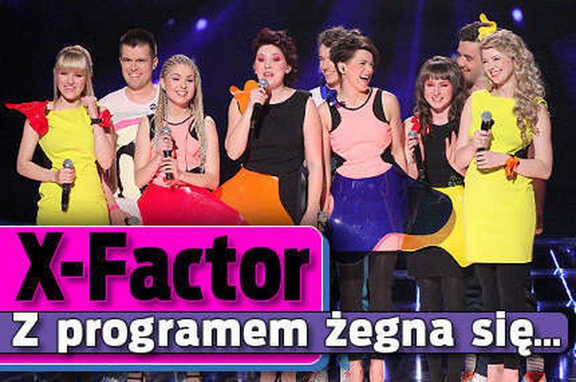 X Factor Z programem żegna się