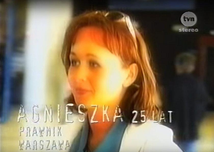 """Agnieszka z """"Agenta"""""""