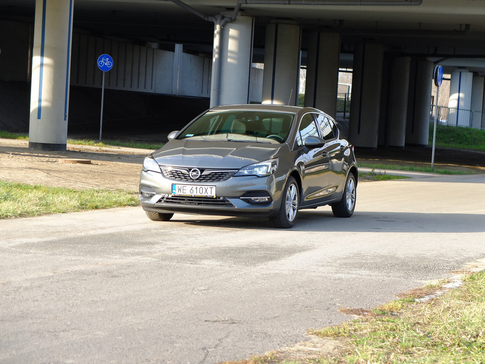 Opel Astra GS Line 1.2/130 KM