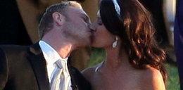 Aktor Beverly Hills 90210 ożenił się