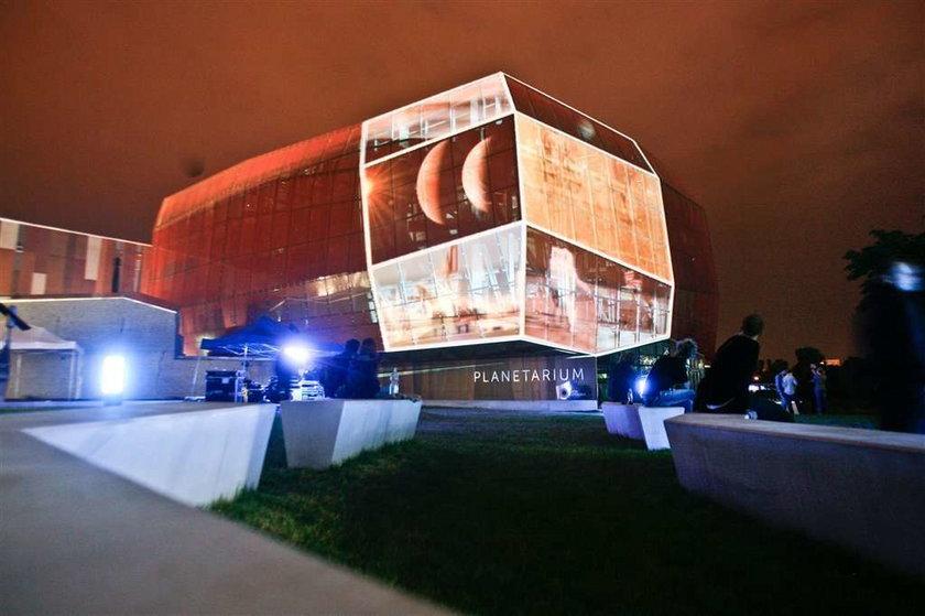 Planetarium już otwarte!