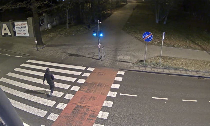 Zabójstwo kobiety w parku na Zdrowiu w Łodzi. Policja szuka tych ludzi.