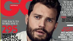 """Jamie Dornan na okładce """"GQ"""". Mówi o sadomasochizmie. """"Jest milion sposobów, by zadowolić się seksualnie"""""""