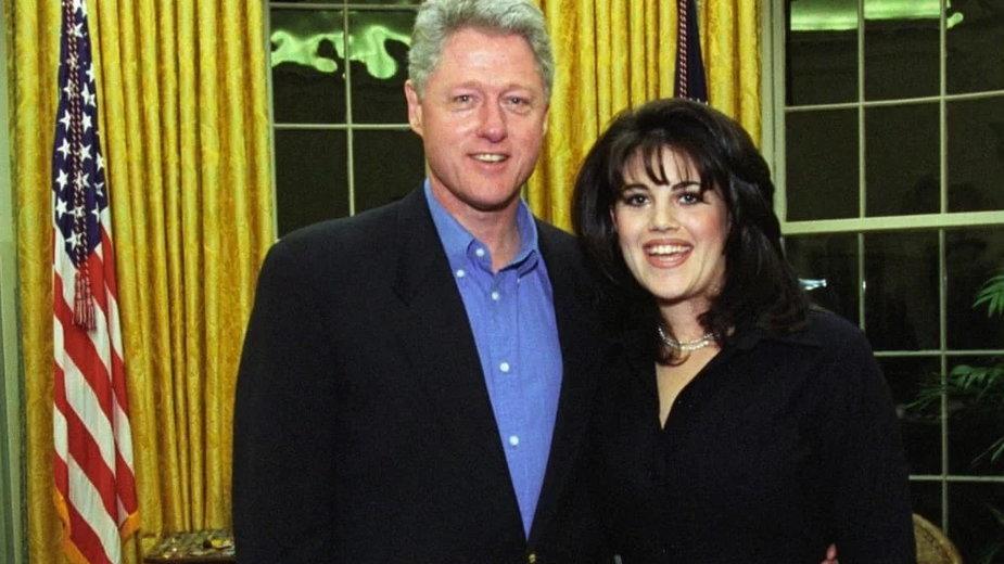 Bill Clinton i Monica Lewinsky