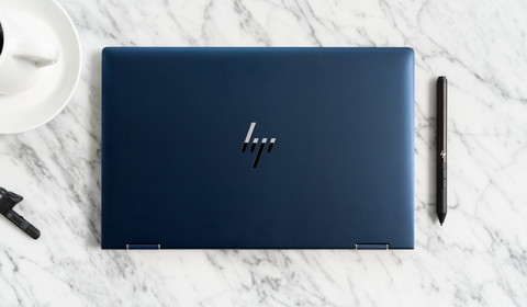 HP Elite Dragonfly - pokazano nowego, ultralekkiego laptopa z 16 GB RAM