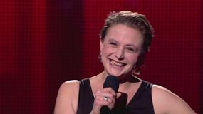 "Natalia Sikora w ""The Voice of Poland"""
