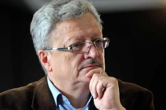 Zoran Stamatović, direktor Narodnog pozorišta iz Užica