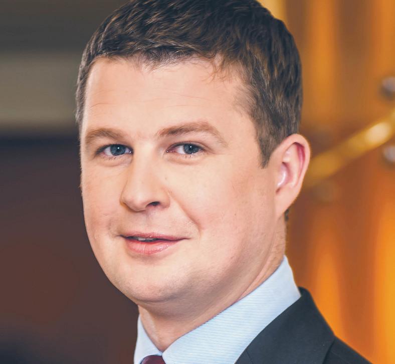 Paweł Przybylski, prezes Siemens Gamesa Renewable Energy w Polsce