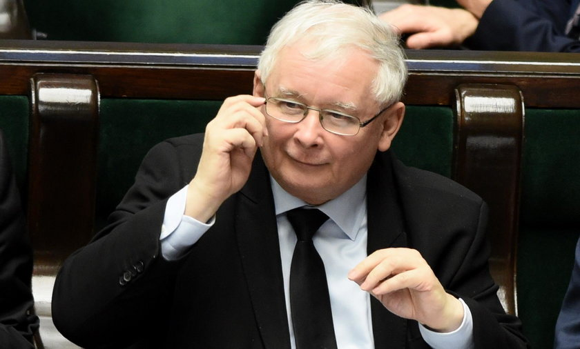 Jarosław Kaczyński dostał kłopotliwą nagrodę